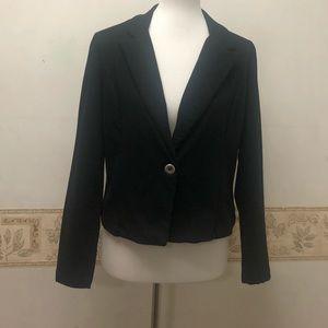 Xhilaration Black blazer Like Jacket